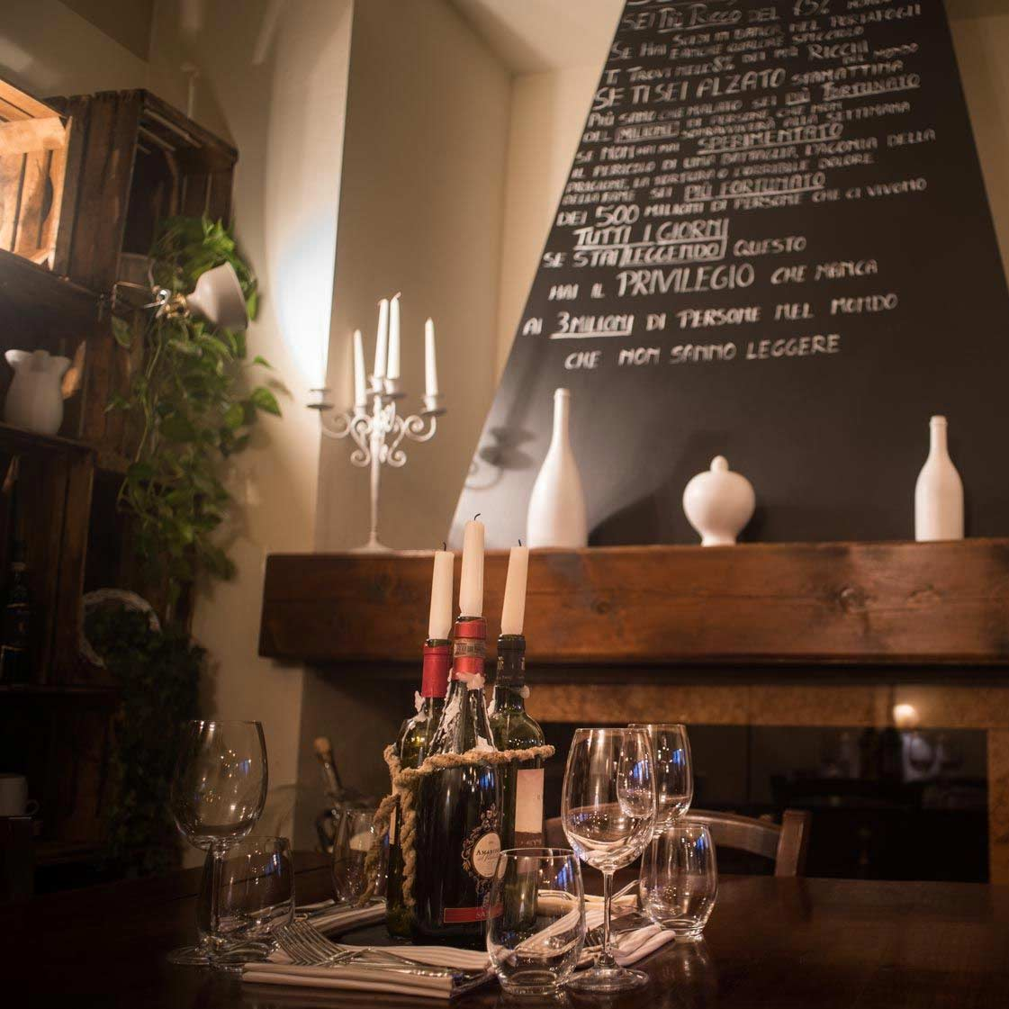 cena romantica ristorante mantova